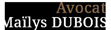 Avocat Mailys Dubois avocat au barreau de Tours et Loches (37) Indre et Loire